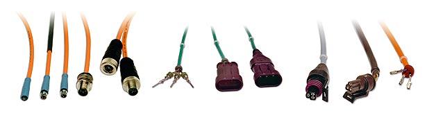 sensoren und kabelkonfektion